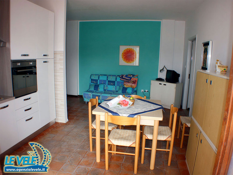 TRINIDAD: Holiday house 50 mt. from boardwalk in Lido delle Nazioni